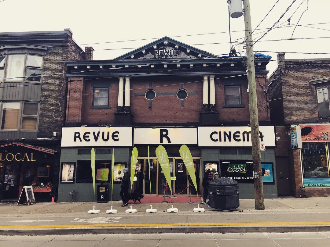 The Revue Cinema (Photo Cred. Jasia Kiersnowski)
